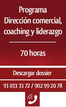 programa de direccion comercial coaching y liderazgo